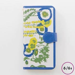 [ヴィカマニプリコレクション]vikka manipuri case collection lilybell diary for iPhone 6/6s