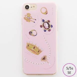 [ヴィカマニプリコレクション]vikka manipuri case collection bijoux for iPhone 5/5s/SE
