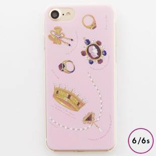 [ヴィカマニプリコレクション]vikka manipuri case collection bijoux for iPhone 6/6s