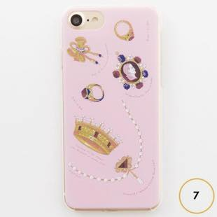 [ヴィカマニプリコレクション]vikka manipuri case collection bijoux for iPhone 7