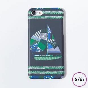 [ヴィカマニプリコレクション]vikka manipuri case collection patchwork yacht for iPhone 6/6s