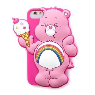 MERRY GADGRT CareBears SILICONE アイス for iPhone 7/6s/6