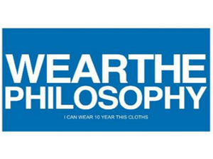 WEAR THE PHILOSOPHY